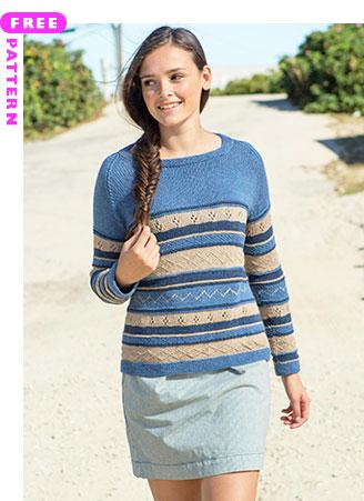 Jeanie, free pattern