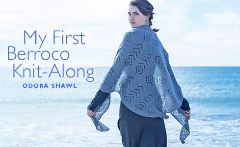 My First Berroco Knit-Along