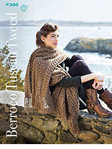 Booklet #380 - Berroco Tuscan Tweed