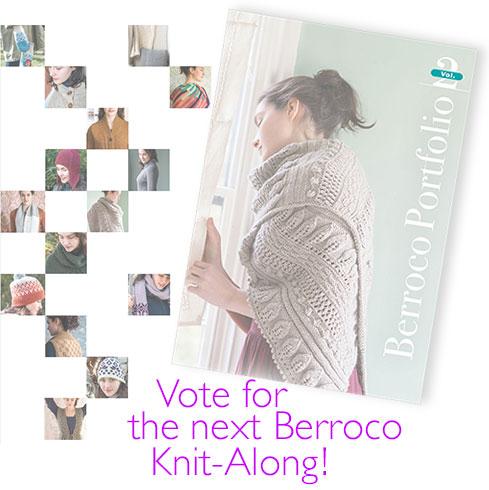 Vote for the next Berroco Knit-Along
