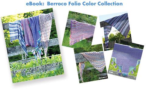 Berroco Folio Color Collection eBook