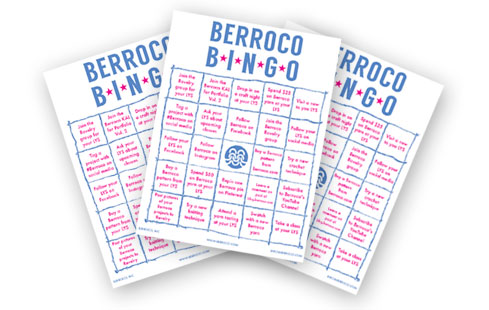 Last week to play Berroco Bingo! Enter to win one of our grand prizes.