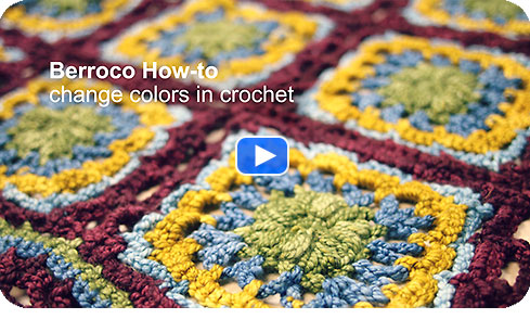 How-to Video: Change Colors in Crochet