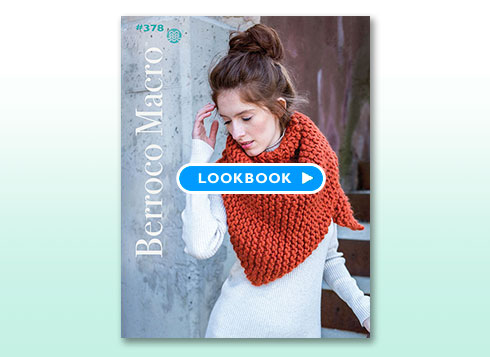 Lookbook - Booklet #378 Berroco Macro™