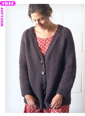 Lulea, free pattern