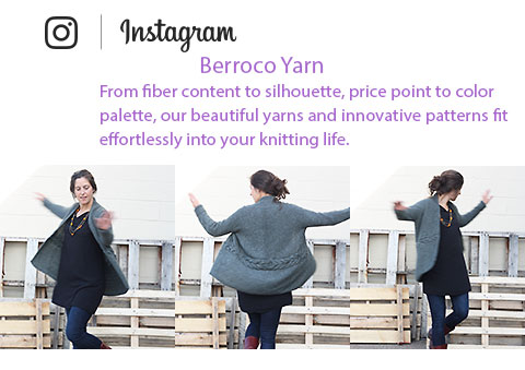 Instagram - berrocoyarn